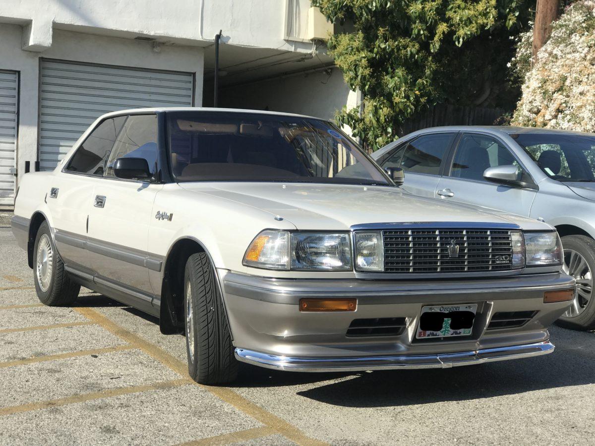 1990 Toyota Crown Royal Saloon V6 3 0L Engine 7M-GE AT 19000 Miles